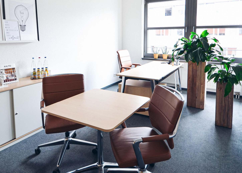 Mietbüro unit office Mannheim